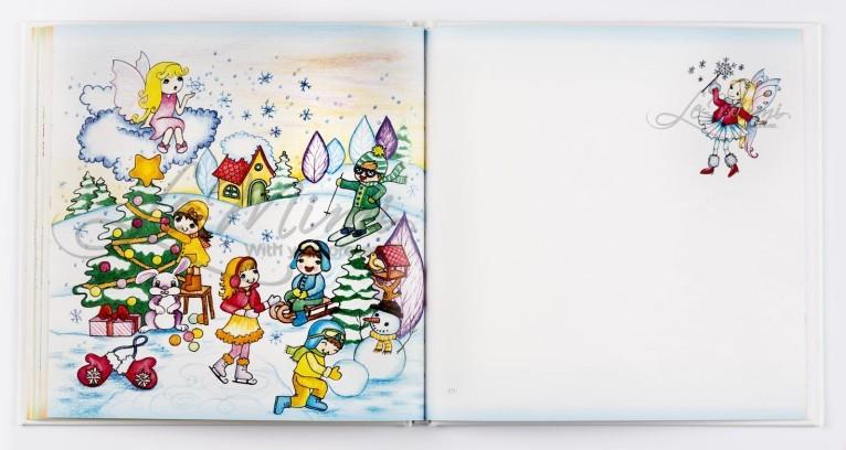 5. Pamätníček môjho detstva - ukážka ilustrácií