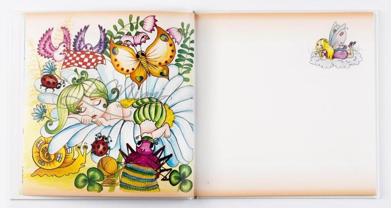 3. Pamätníček môjho detstva - ukážka ilustrácií
